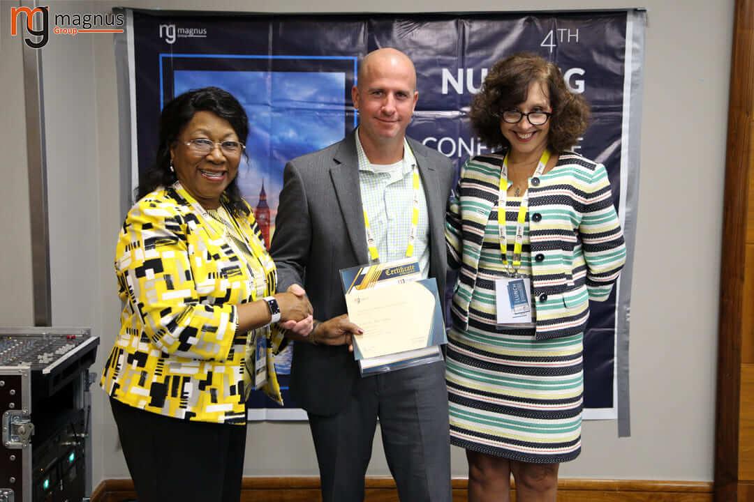 Nursing Conferences 2020- Jason Upham