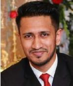 Speaker for GPMB 2021 - Saeef Ali Haque